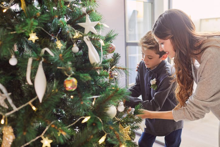 6 dicas de como fazer uma árvore de Natal diferente