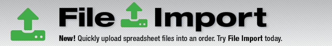 File Import