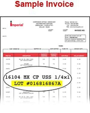 Sample Invoice