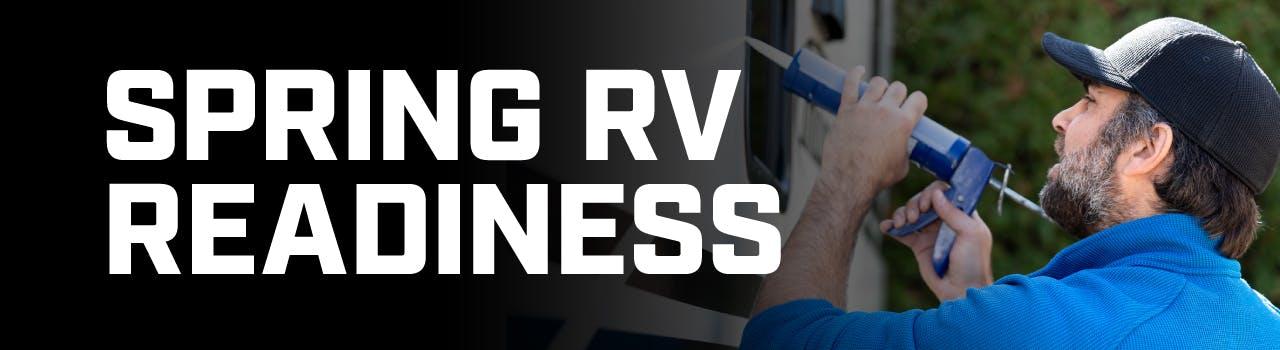 Spring RV Maintenance