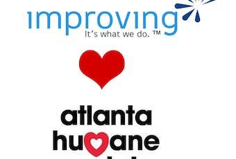 Animal lovers unite at Improving - Atlanta