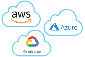 Azure, AWS, GCP: Comparison and Specialities