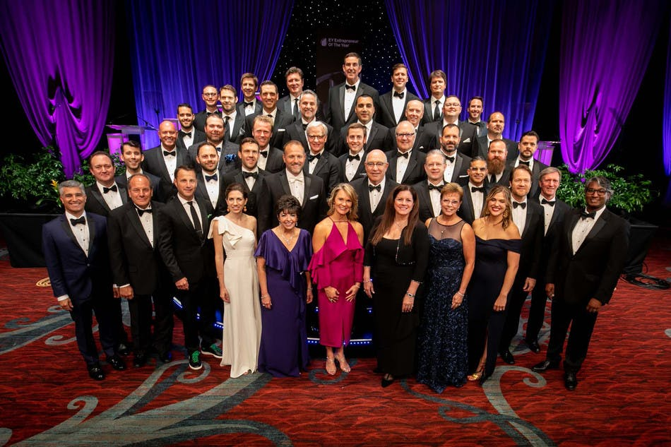EY Entrepreneur of the Year Finalists