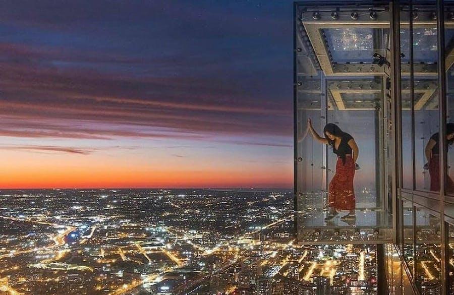 O mirante de vidro que flutua sobre SP: Sampa Sky é o novo ponto turístico  com a vista mais alta da cidade