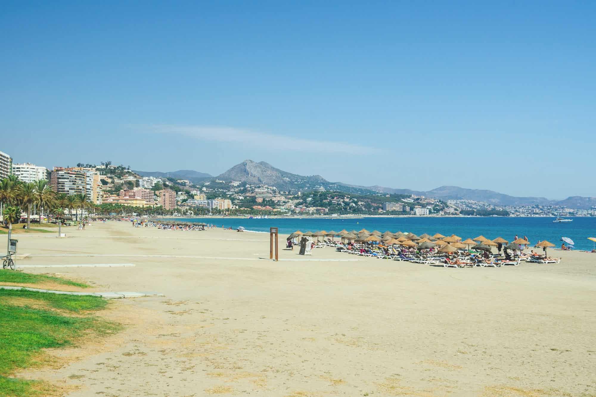 Location camping car Malaga