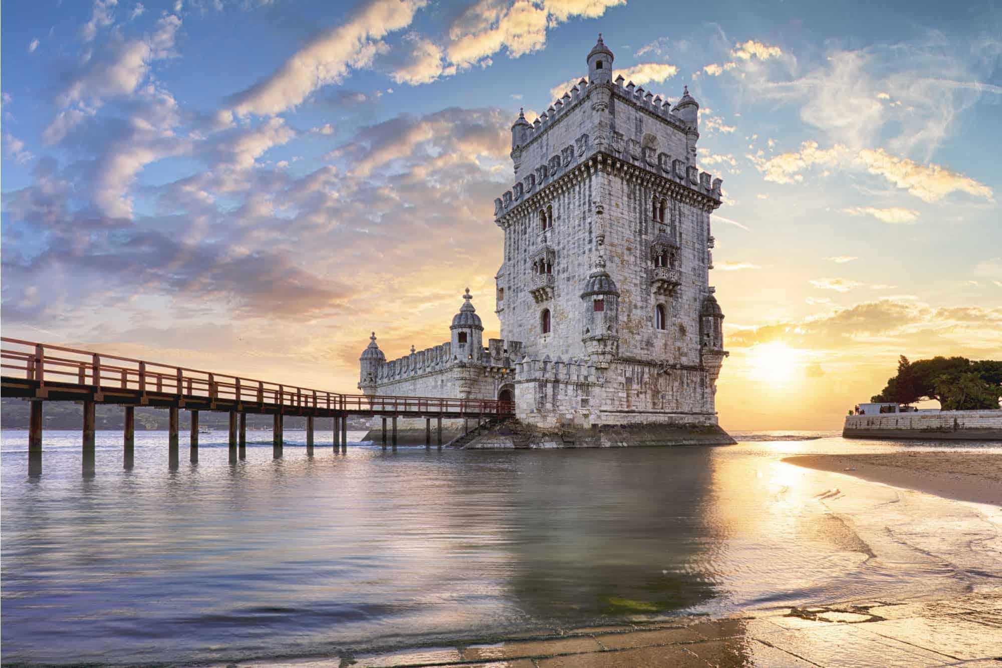 Camper huren in Lissabon