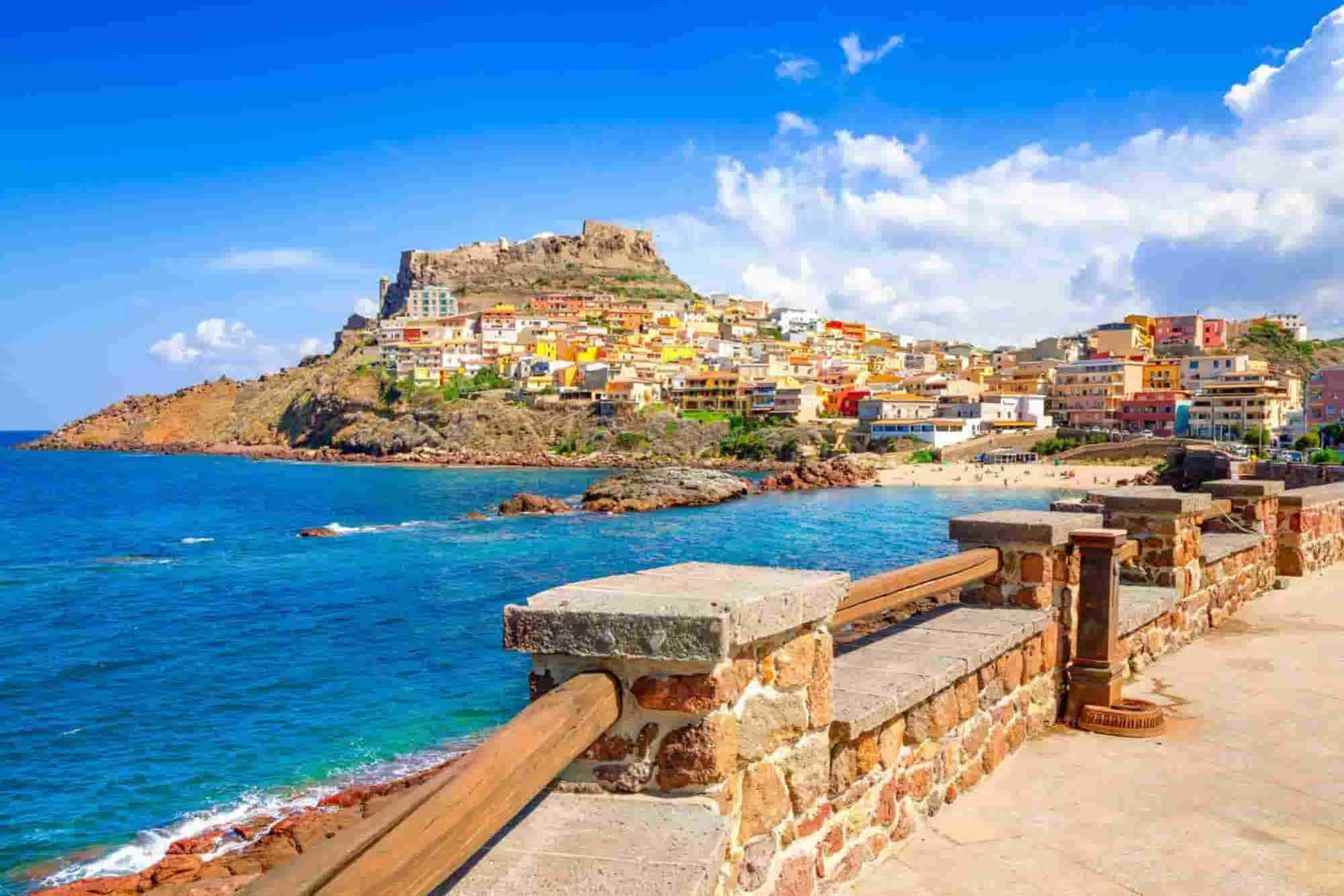 The area of Sassari is beautiful and the best ending to a Sardinia road trip