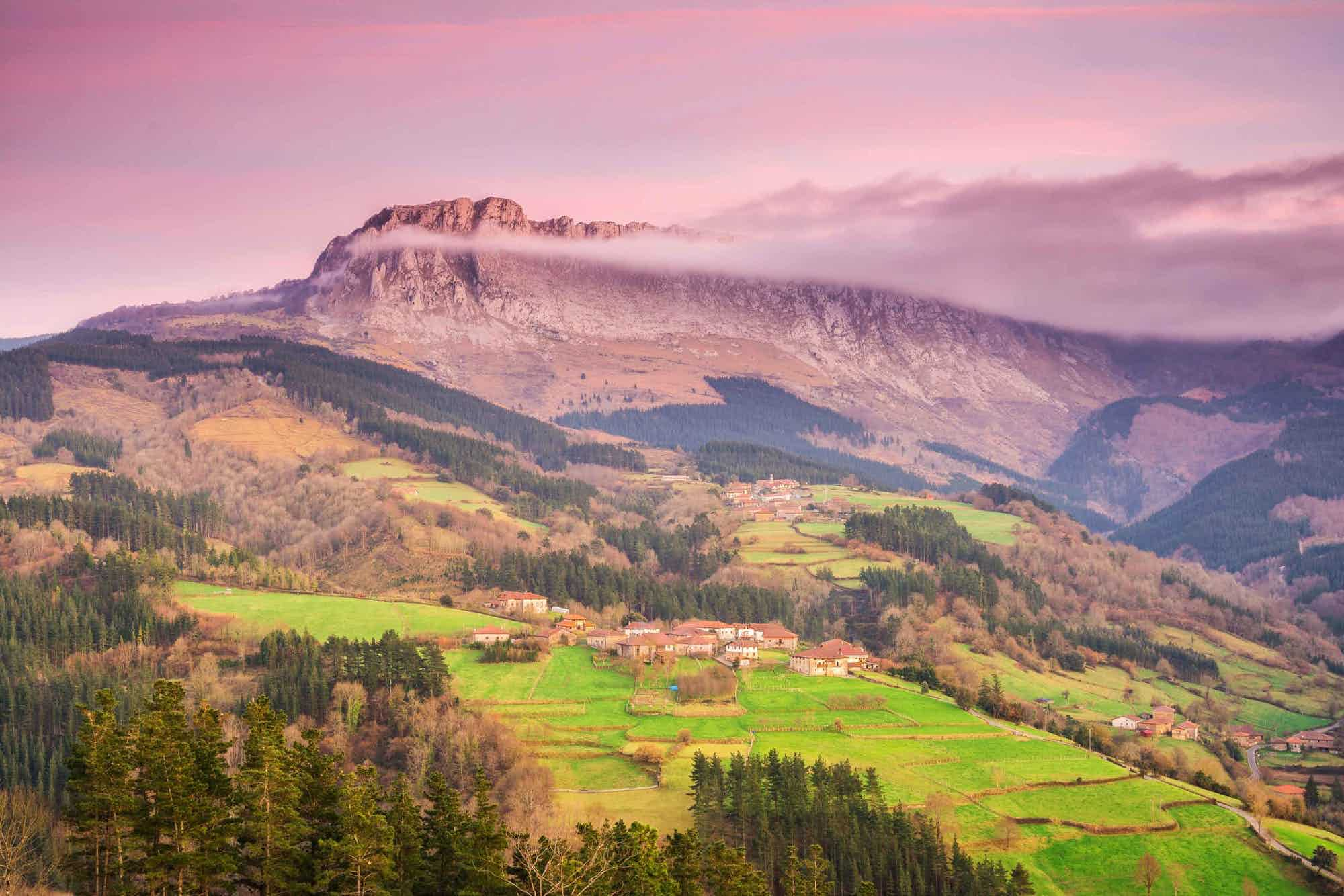 Location camping-car Pays Basque