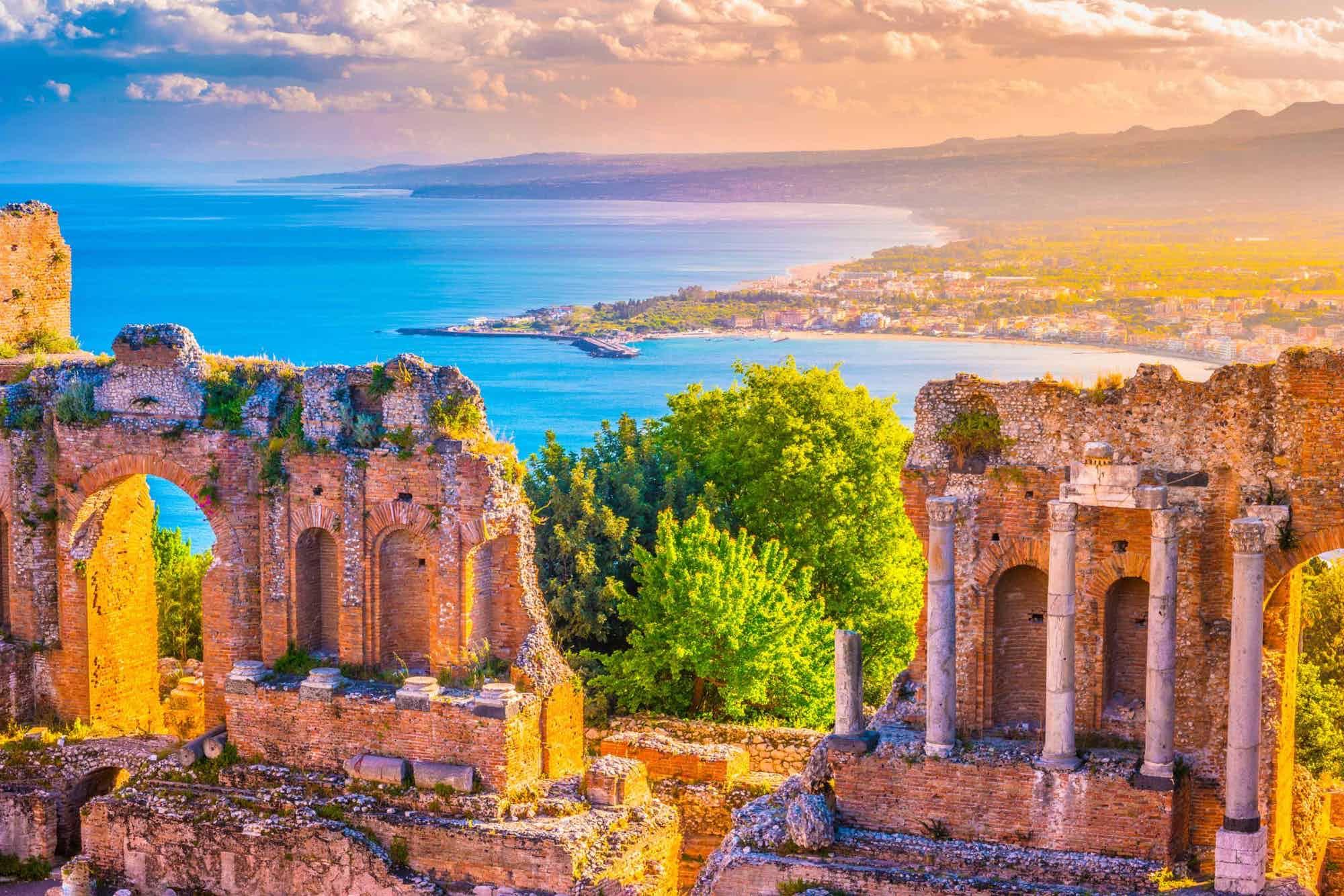 Alquiler autocaravanas Sicilia