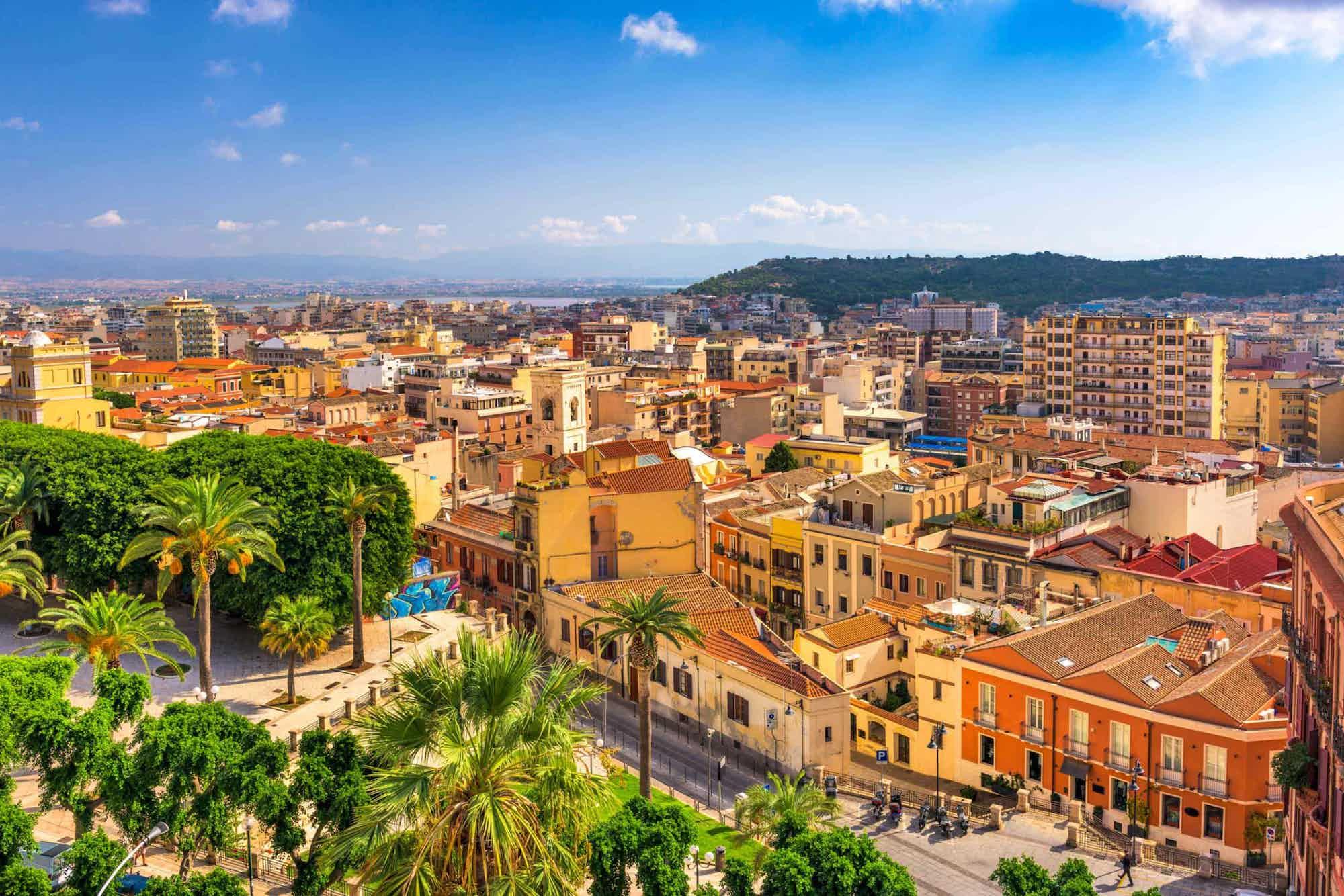 Campervan hire Cagliari