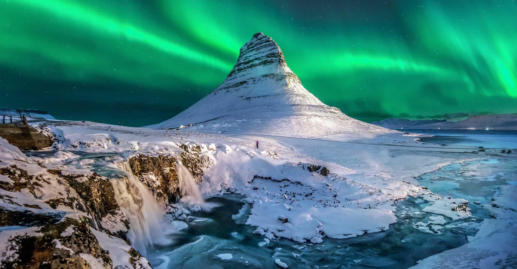 Campervan hire Reykjavik