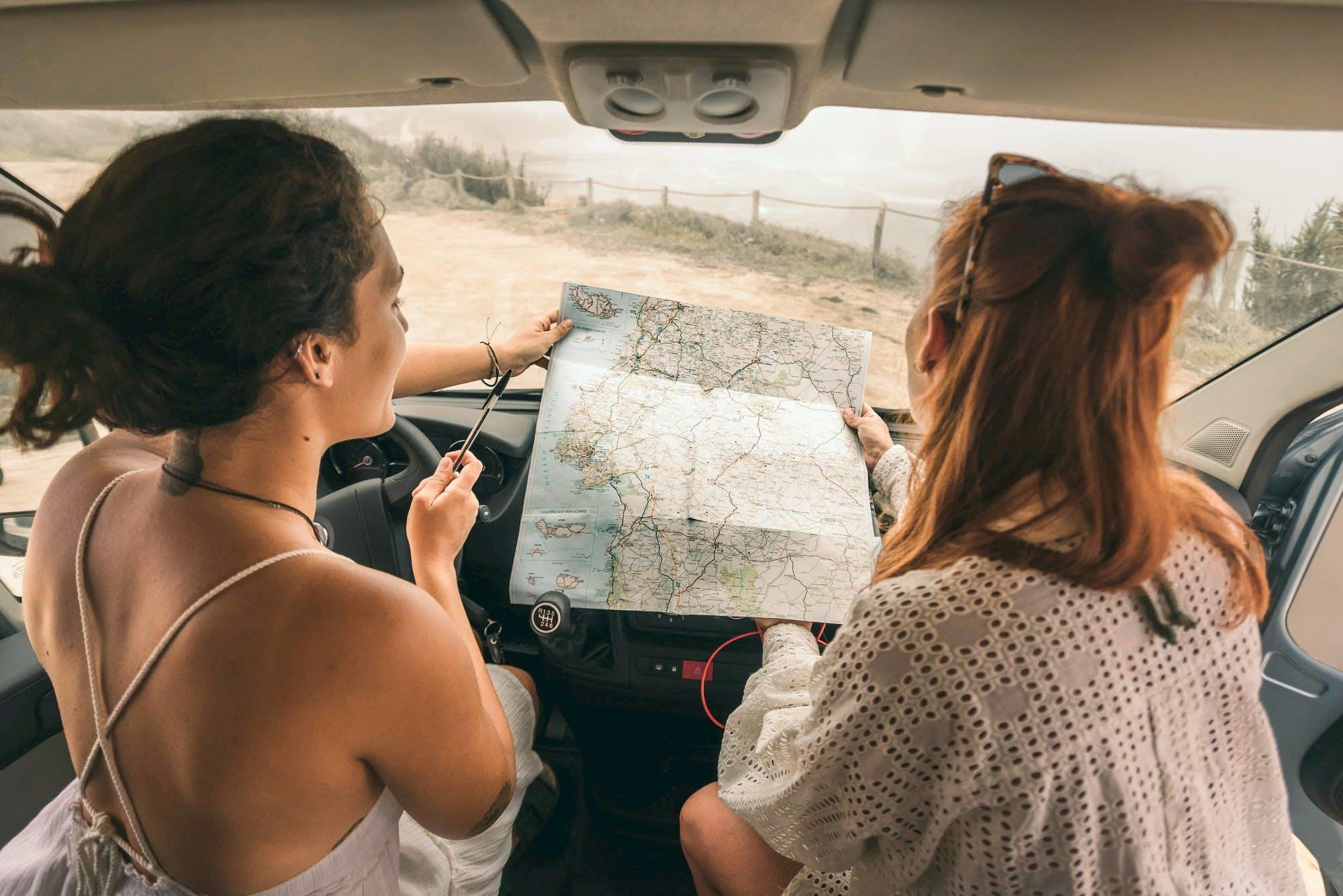 Road trips i Europa
