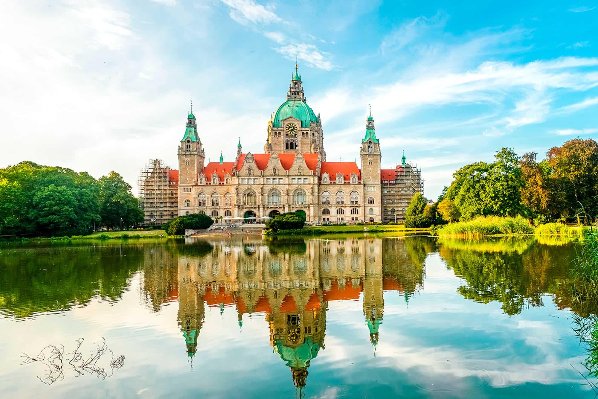 RV rental in Hanover