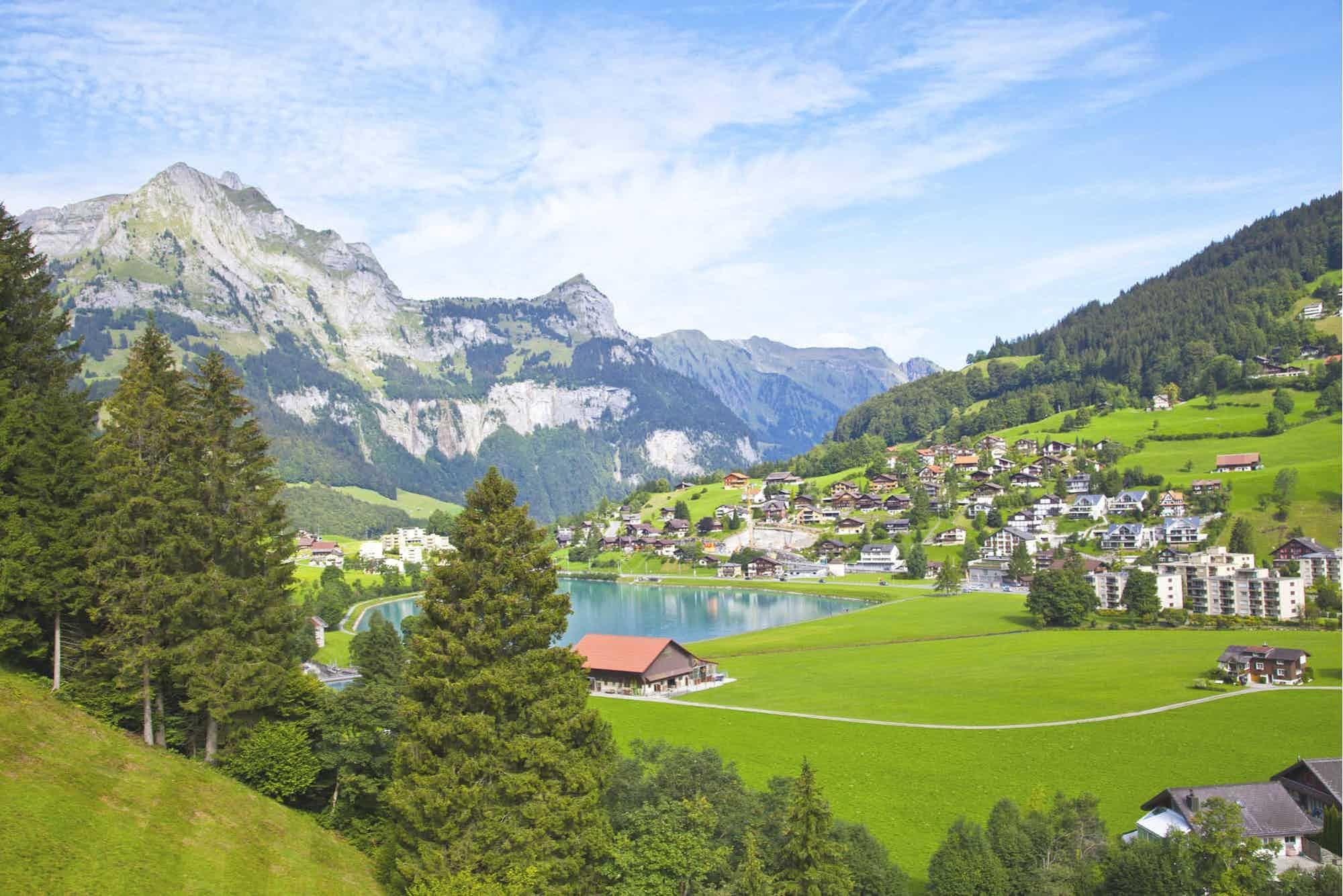 Hyra husbil Schweiz