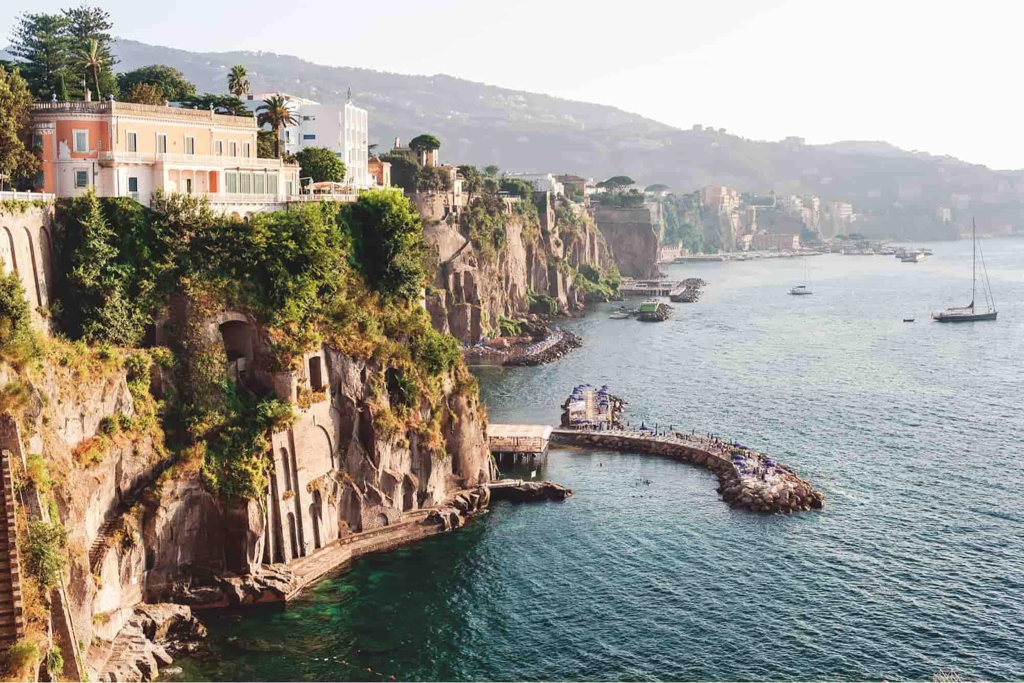 RV rental Italy