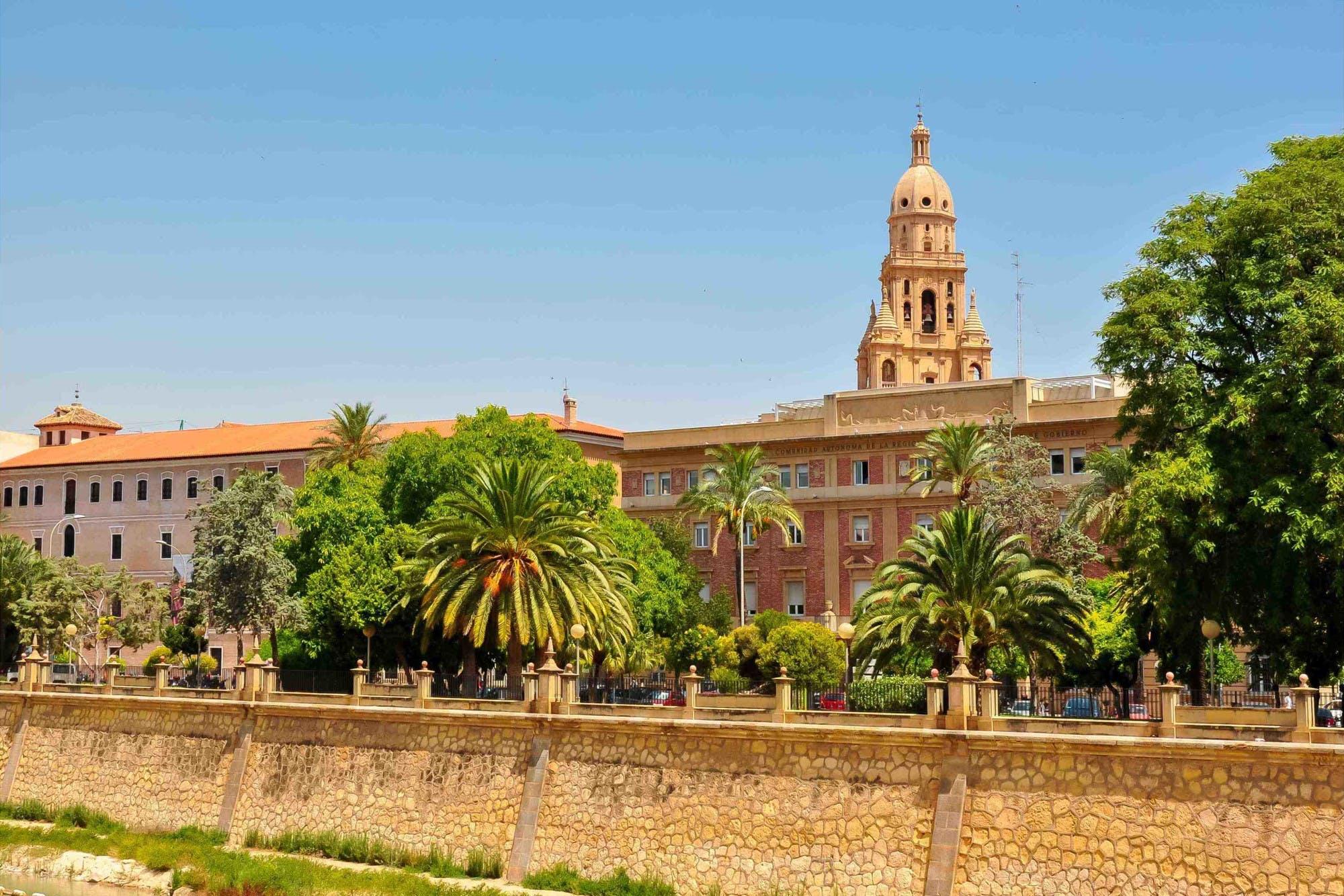 Alquiler De Autocaravanas Cerca De Murcia Indie Campers