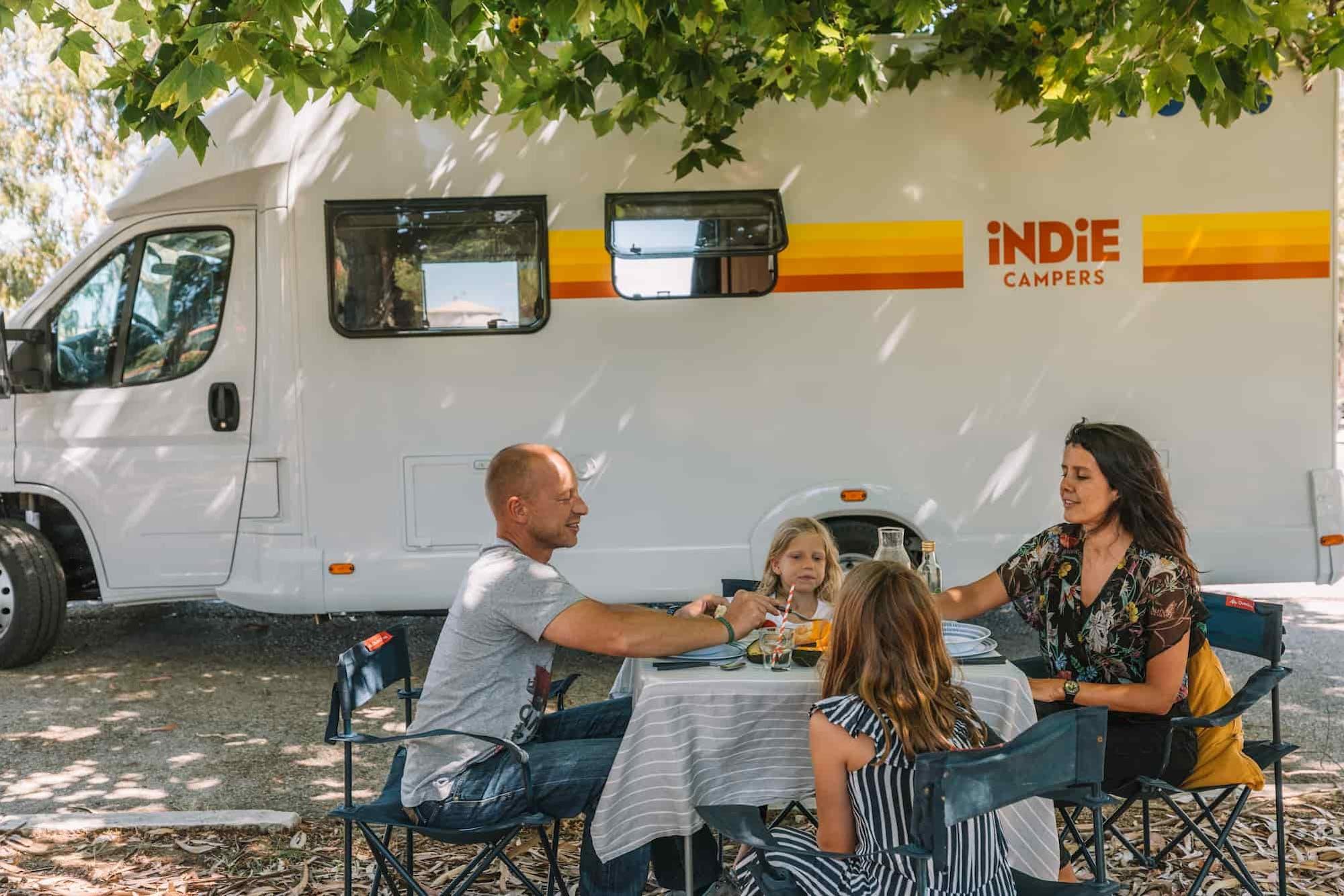 Rv Rental In Europe Indie Campers