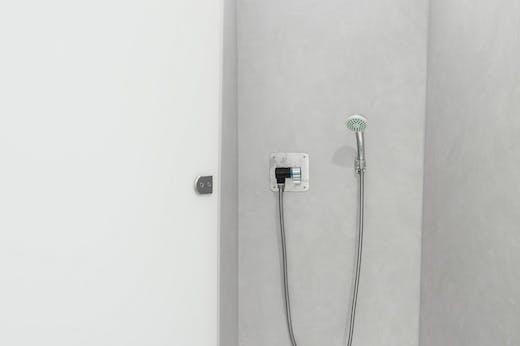 Active Model's shower