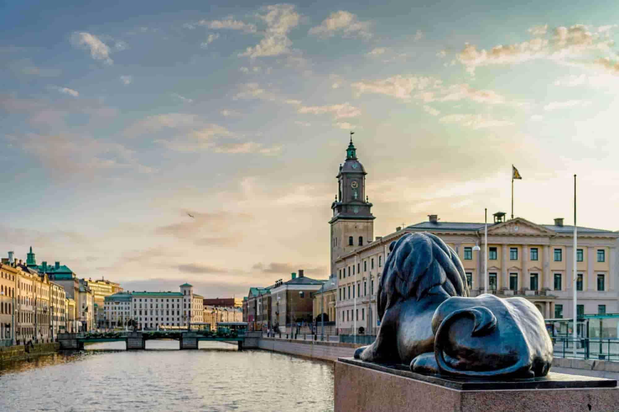 Hyra husbil i Göteborg och upptäck Sveriges sköna västkust.