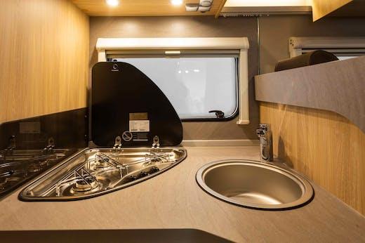 Atlas Model's kitchen