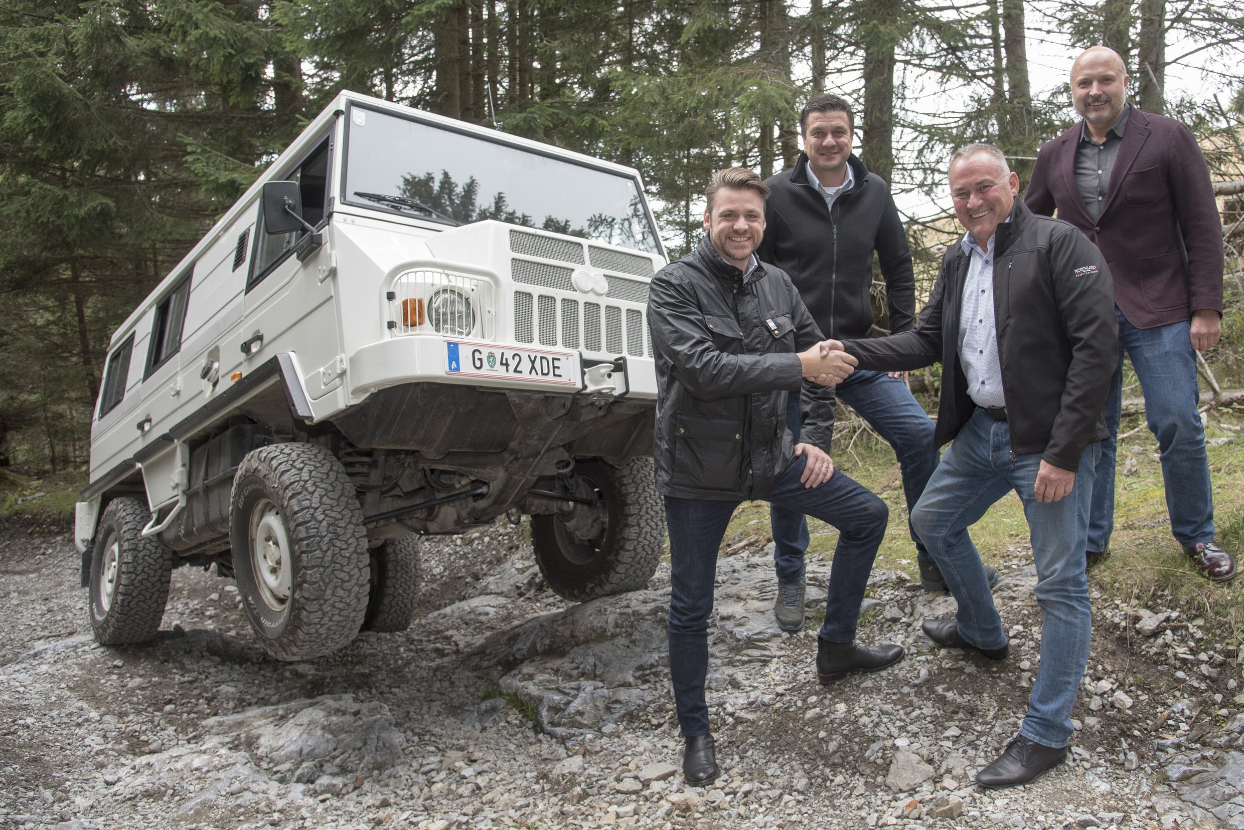 INEOS Automotive announces engineering partner for series development of the Grenadier