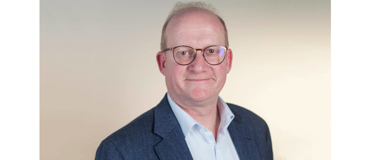INEOS Automotive's New Commercial Director, Mark Tennant
