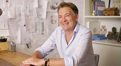 Toby Ecuyer, Designleiter, INEOS Automotive