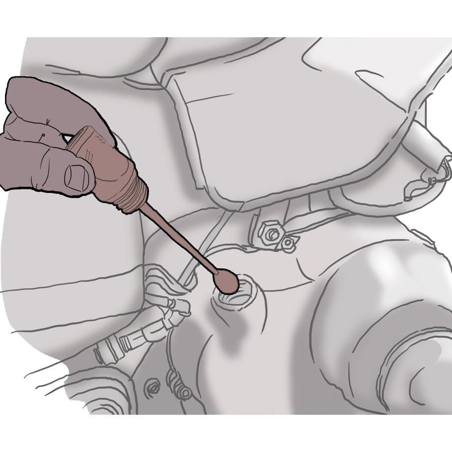 Cover Image for how to trigger a motorbike oil change