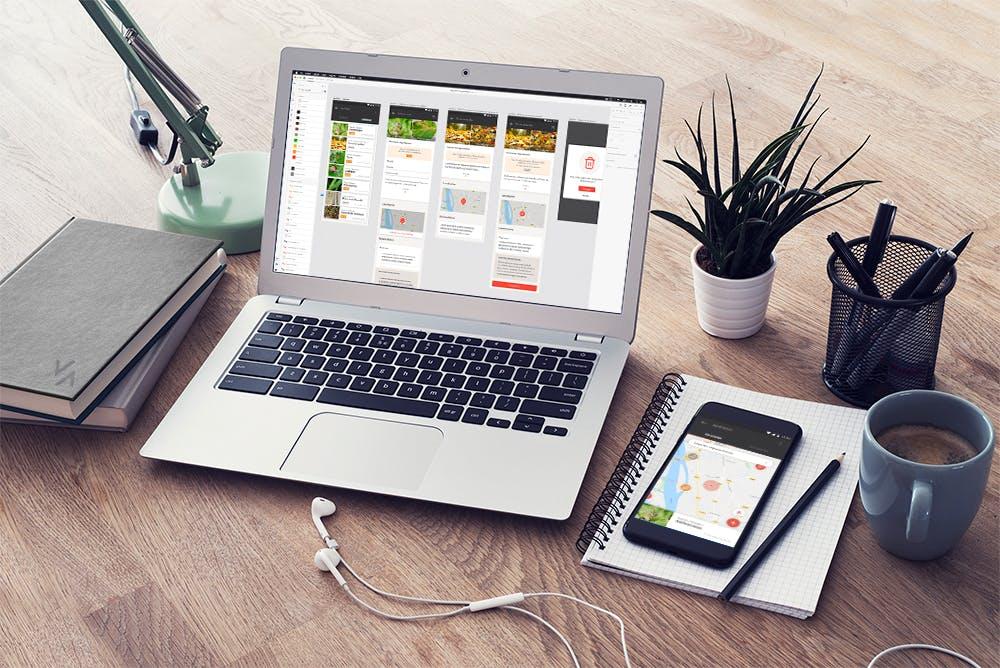 L'UI design chez Innovantic
