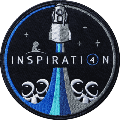 Parche de misión de «Inspiration4»