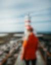 Garðskagaviti lighthouse, Reykjanes Peninsula