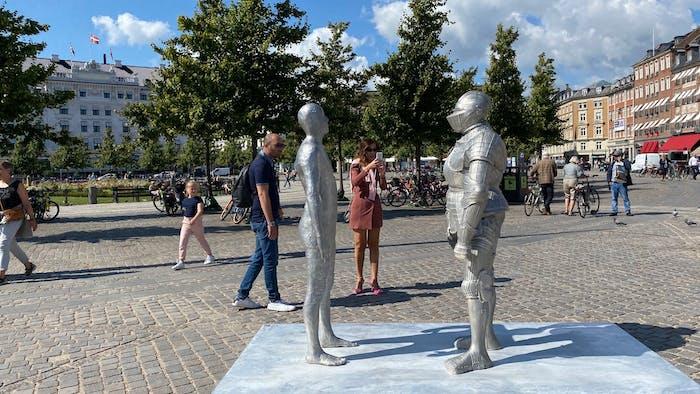 Connections exhibition by artist Steinnun Thórarinsdóttir