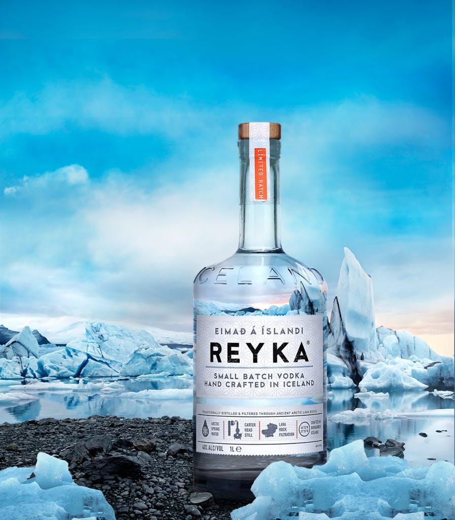 Reyka Vodka brand image