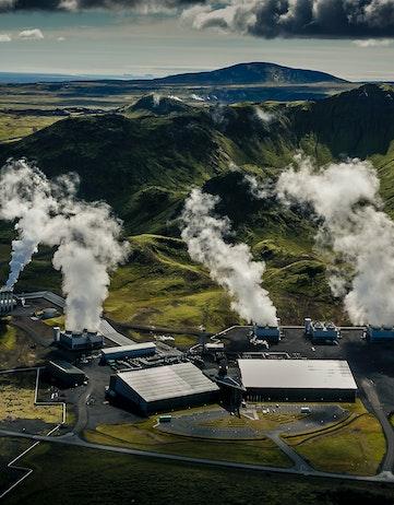 ON Power's Hellisheiði Geothermal Power Plant