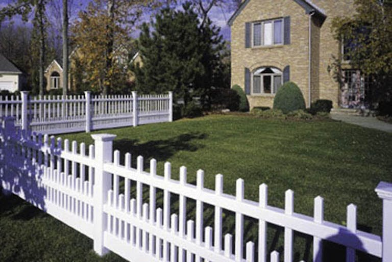 Canton Fence Co. Inc. Wooden Fence
