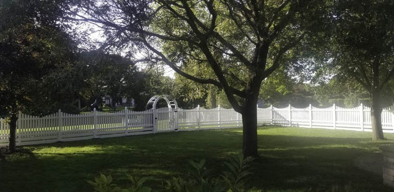 Statewide Fencing Inc. Wooden Fence