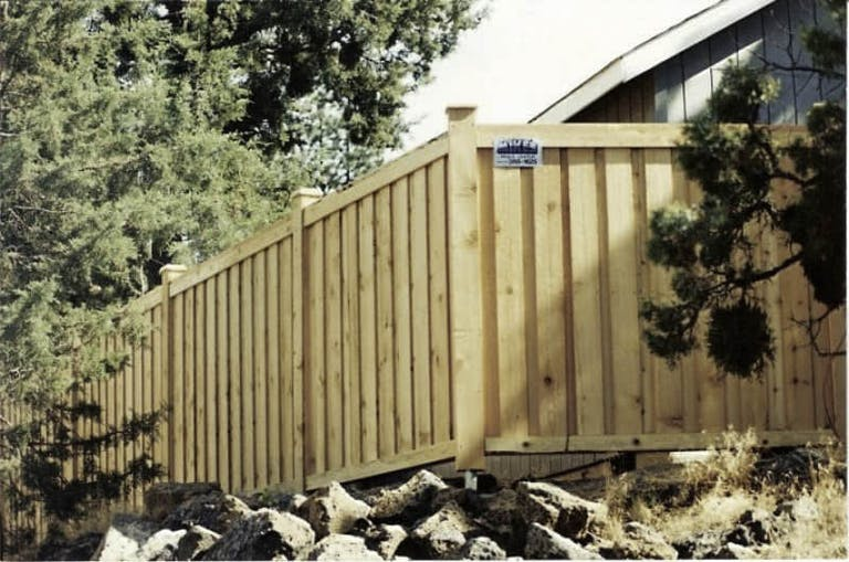 Mike's-Fence-Center -Inc.-Wooden Fence