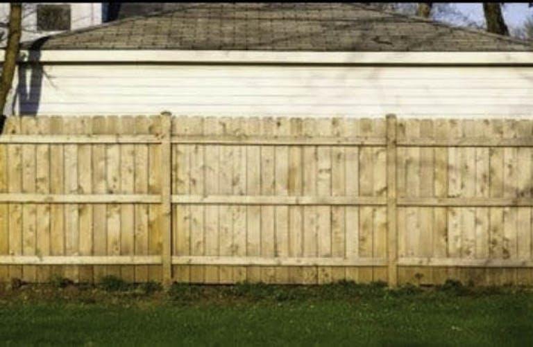Oregon-Fence-Co. -Inc.-Wooden Fence