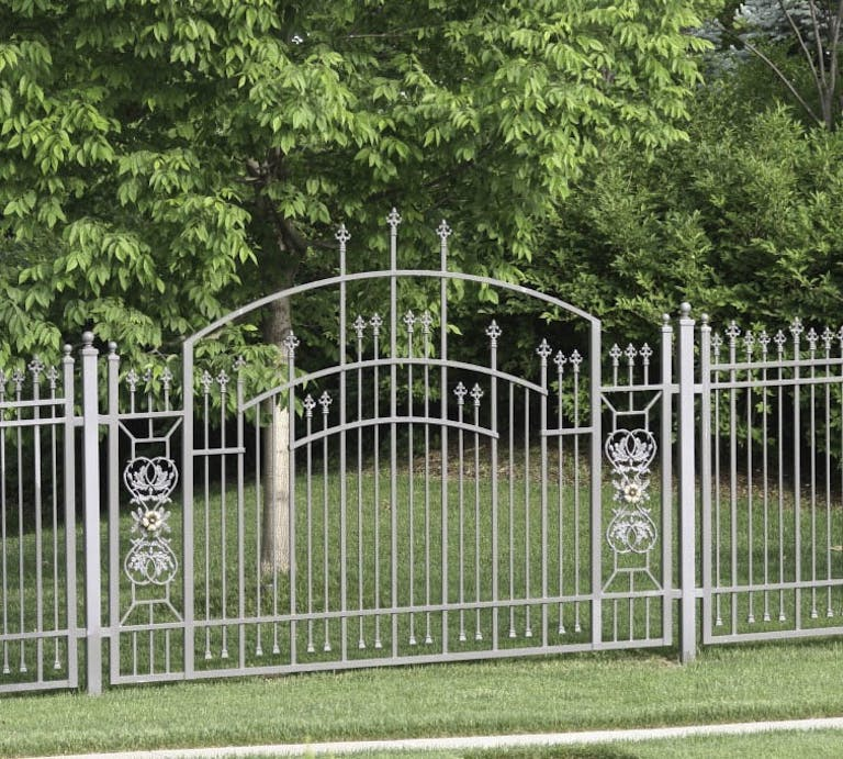 American Fence Company Steel Fence