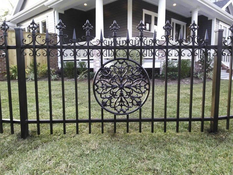 Rio-Grande-Fence-Company-Iron Fence