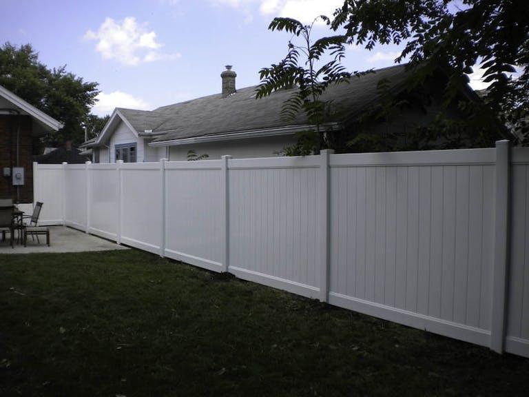 DPM Fence LLC Vinyl Fence
