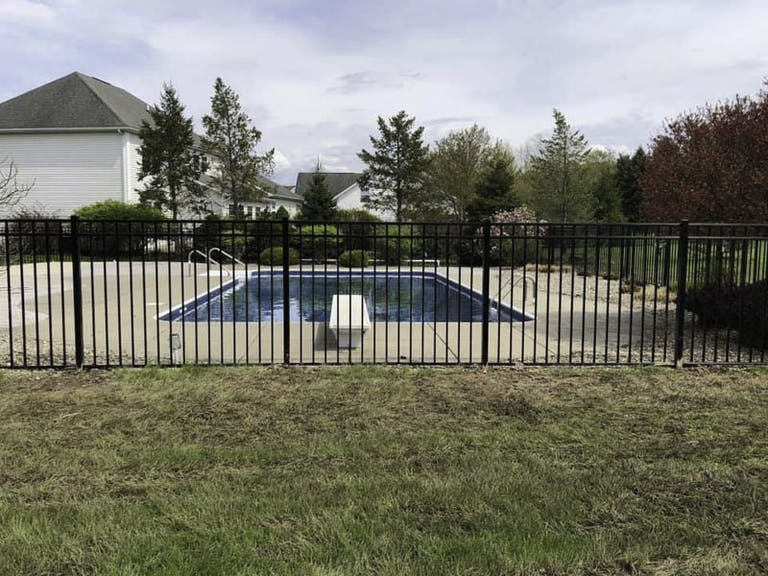 Unlimited Fence Solutions Steel Fence