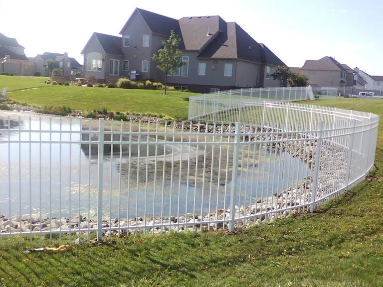 Jay Kan Inc. dba General Fence Co. steel fence