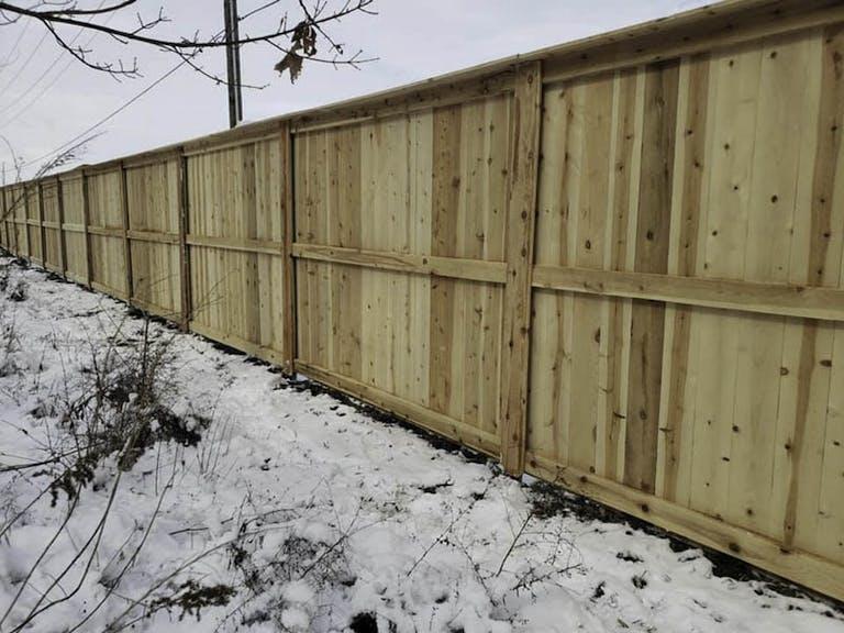 Bluebird-Fence-Company-Wooden Fence