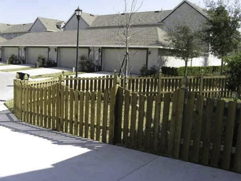McConnie Fence Wooden Fence