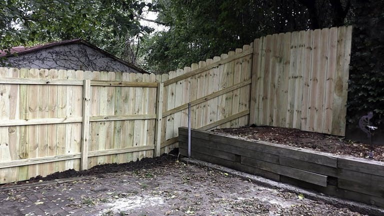 Shortley-Fencing-Wooden Fence