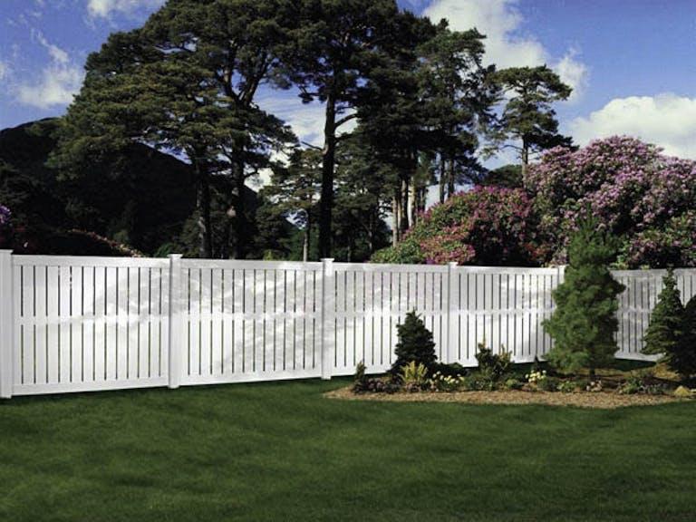 C&C-Fence-Company-and-Lady-Fencer,-Inc.-Vinyl Fence