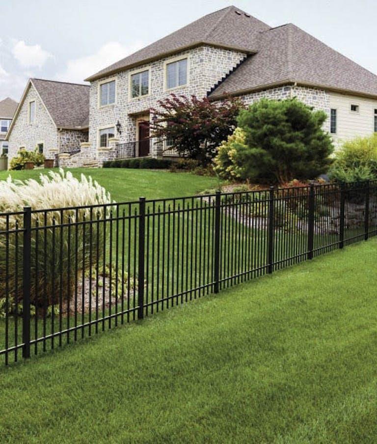 Spaulding Fence & Supply Co. Inc. Steel Fence