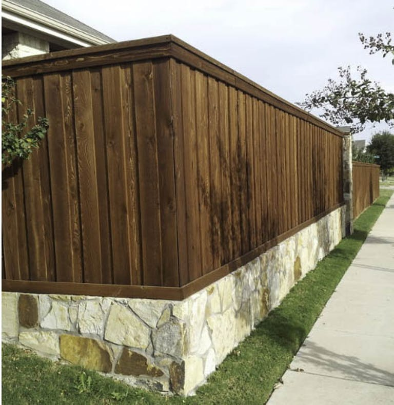Centex Fencing Wooden Fence