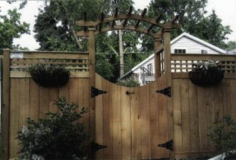 Express-Fence-wooden-fence